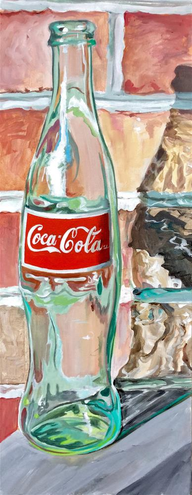 """The Classic"" original fine art by Lauren Kuhn"