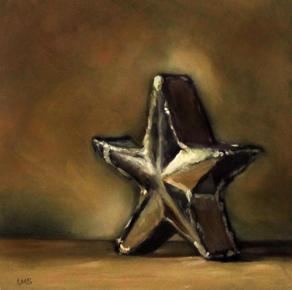 """Star"" original fine art by Ulrike Miesen-Schuermann"