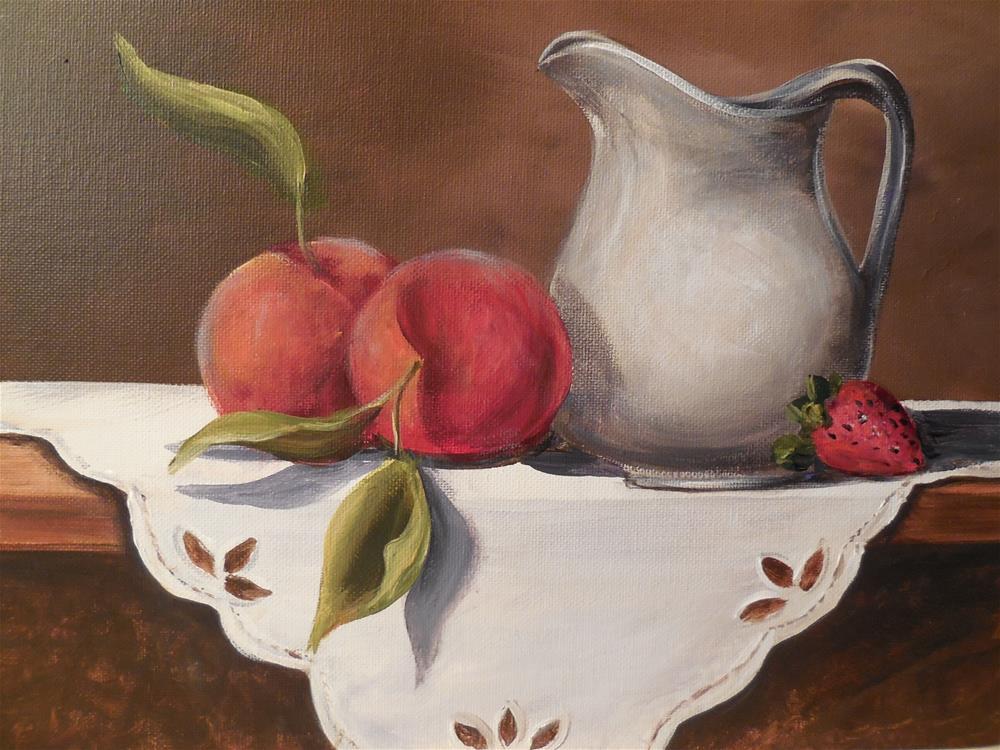 """Untitled"" original fine art by Terri Nicholson"