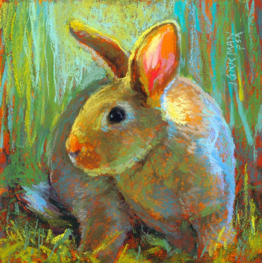 """Hunter"" original fine art by Rita Kirkman"