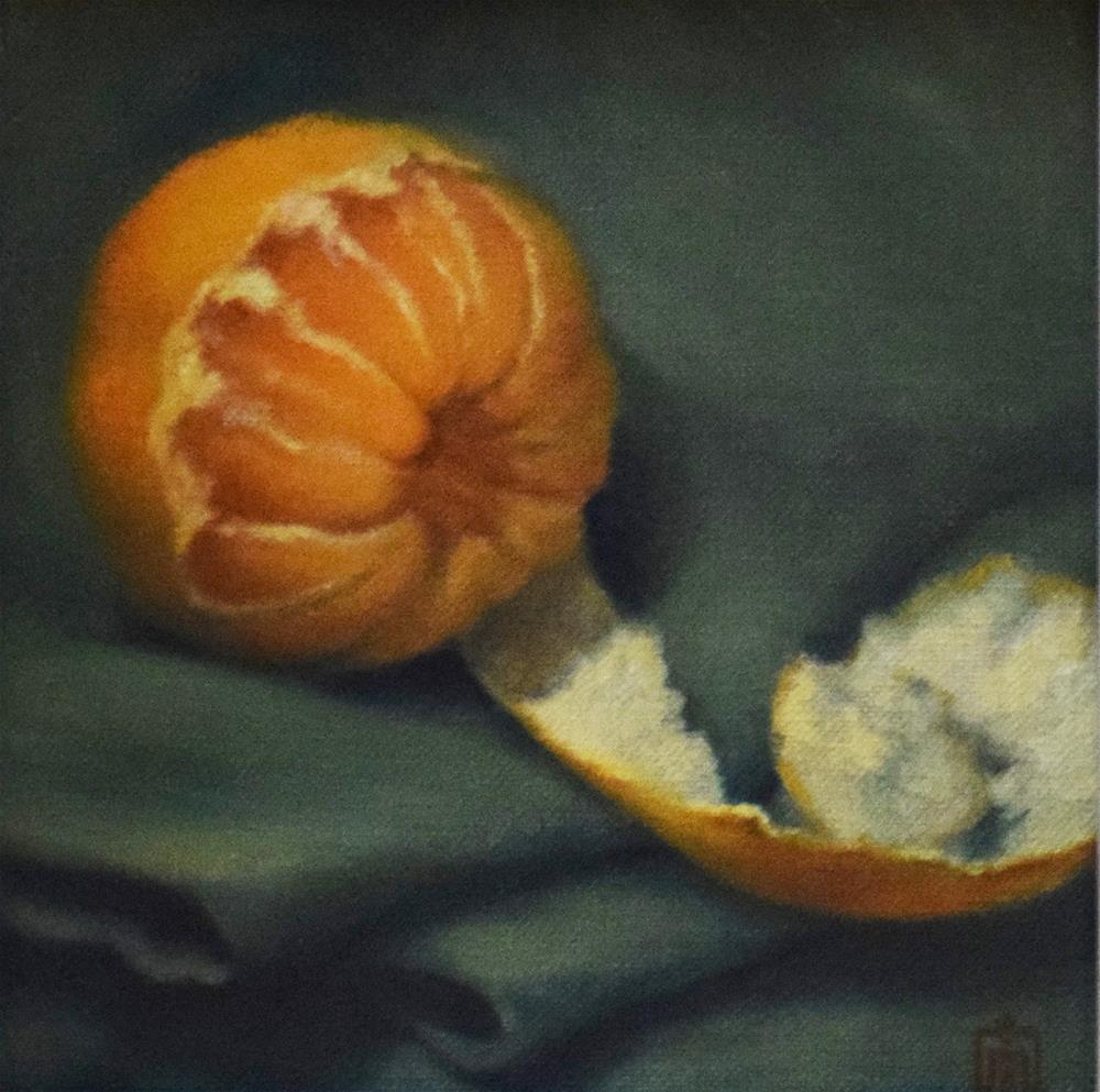 """Juicy II"" original fine art by Melissa  Imossi"
