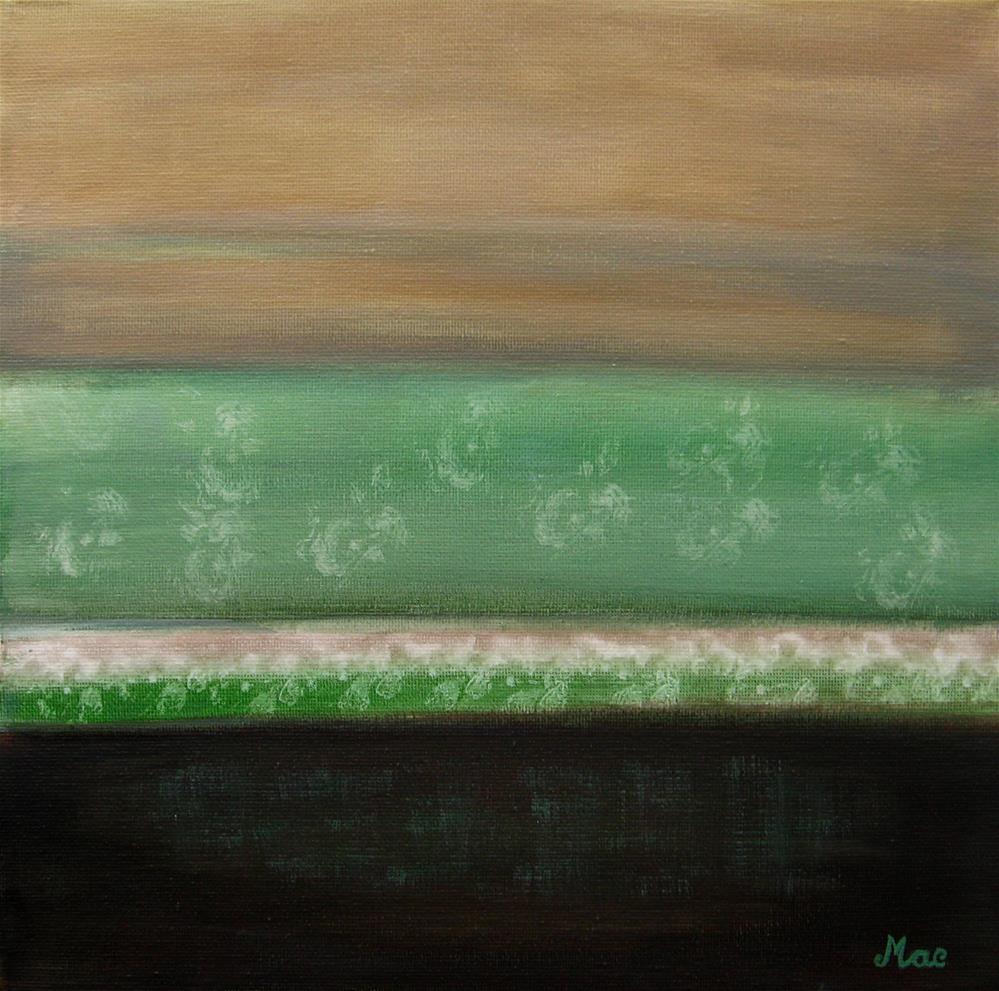 """On The Fields"" original fine art by Alina Frent"