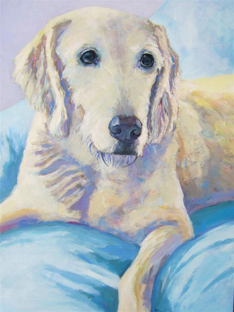 """""""Blake Four"""" original fine art by Patricia MacDonald"""