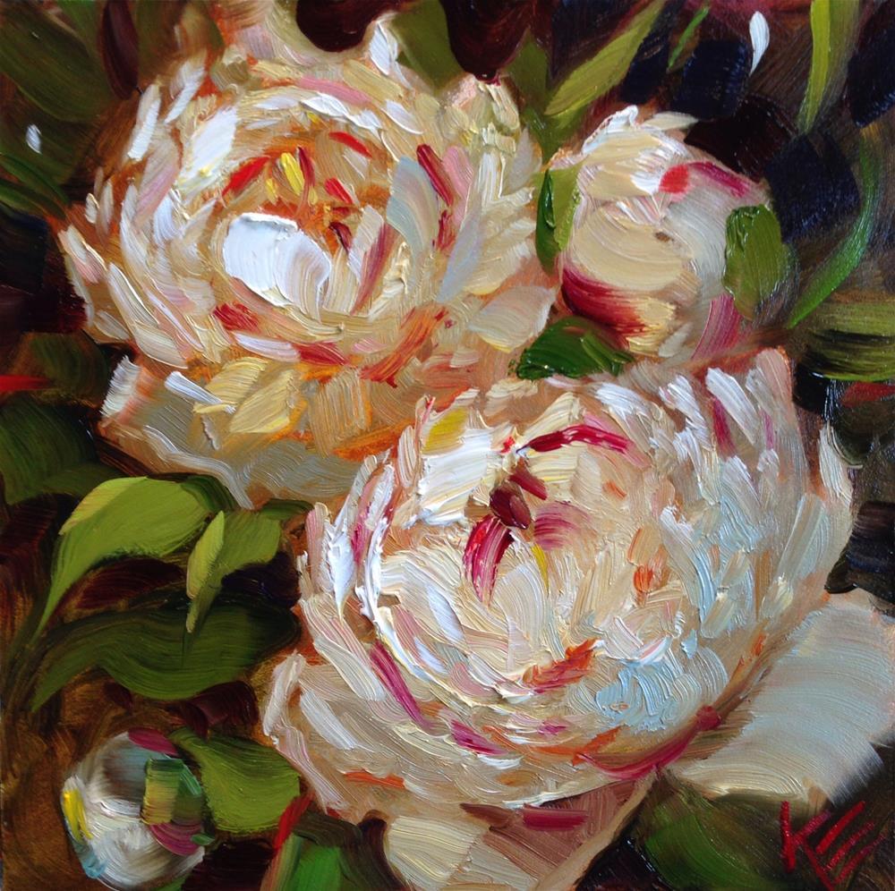 """""""Wild Beauty"""" original fine art by Krista Eaton"""