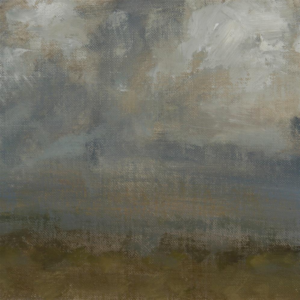 """Today's Rain"" original fine art by Scott Serafica"