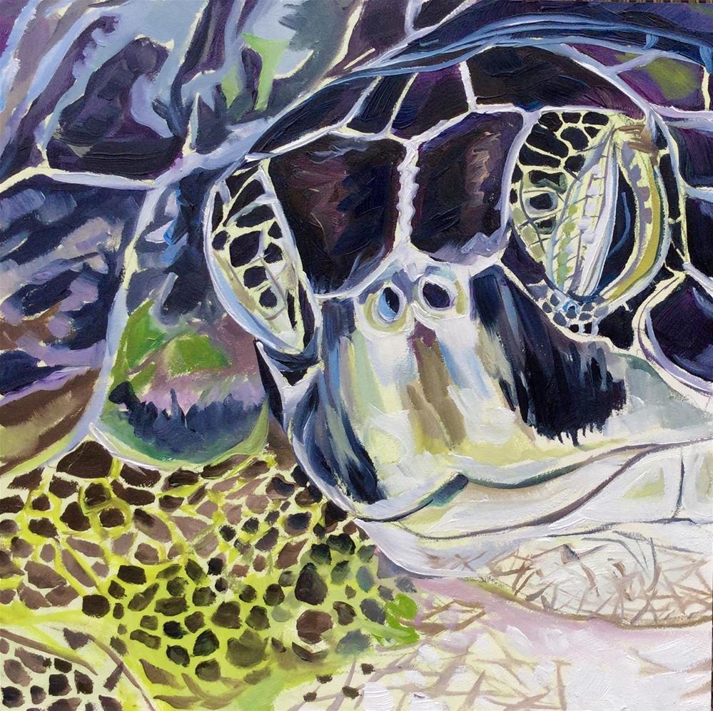 """Untitled"" original fine art by Lauren Kuhn"