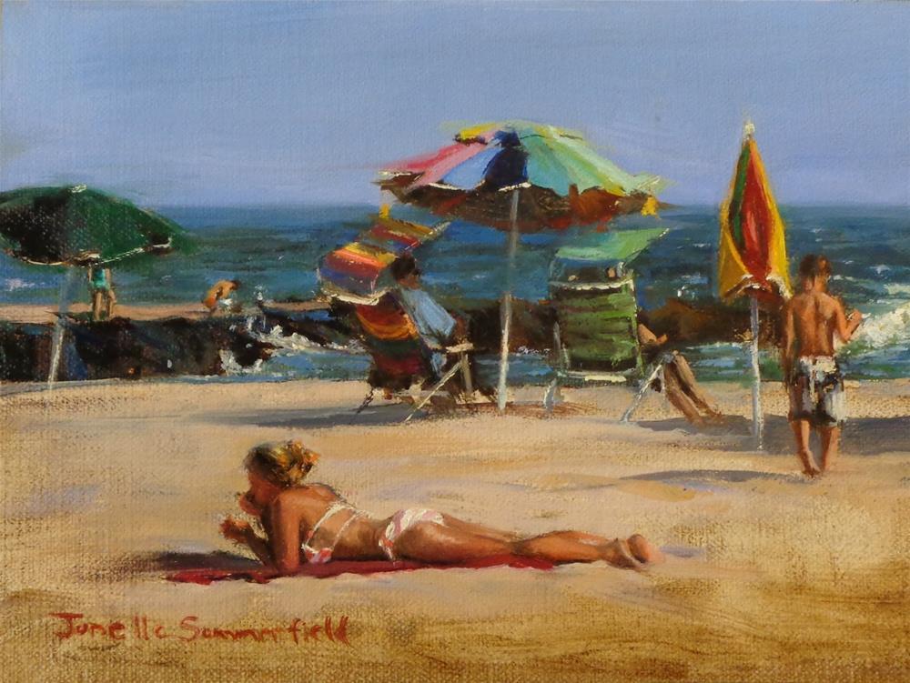 """""""Cape May I"""" original fine art by Jonelle Summerfield"""