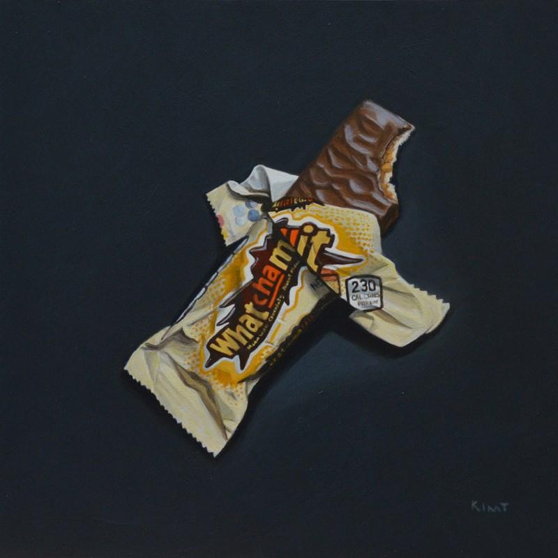 """Whatchamacallit"" original fine art by Kim Testone"