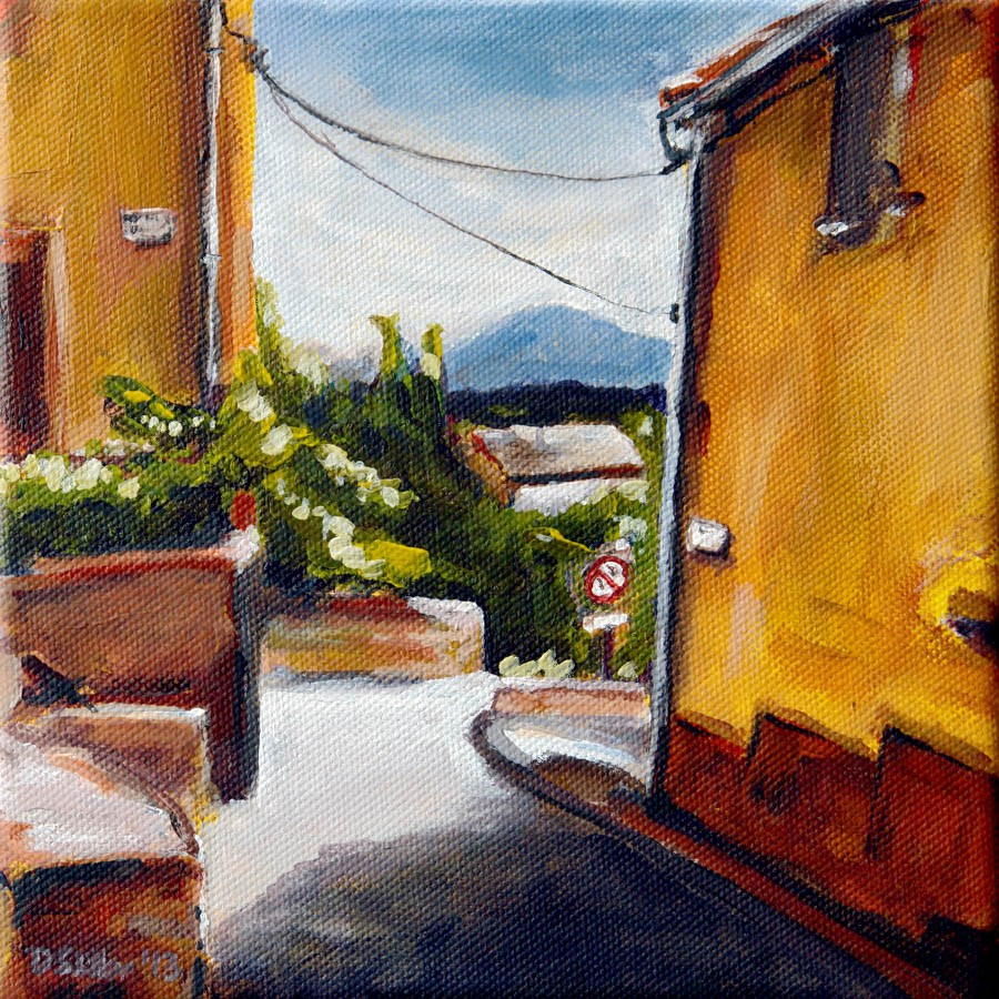 """0646 Caromb"" original fine art by Dietmar Stiller"