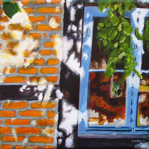 """""""0052 Sun Reflections - Sonnenreflexe"""" original fine art by Dietmar Stiller"""