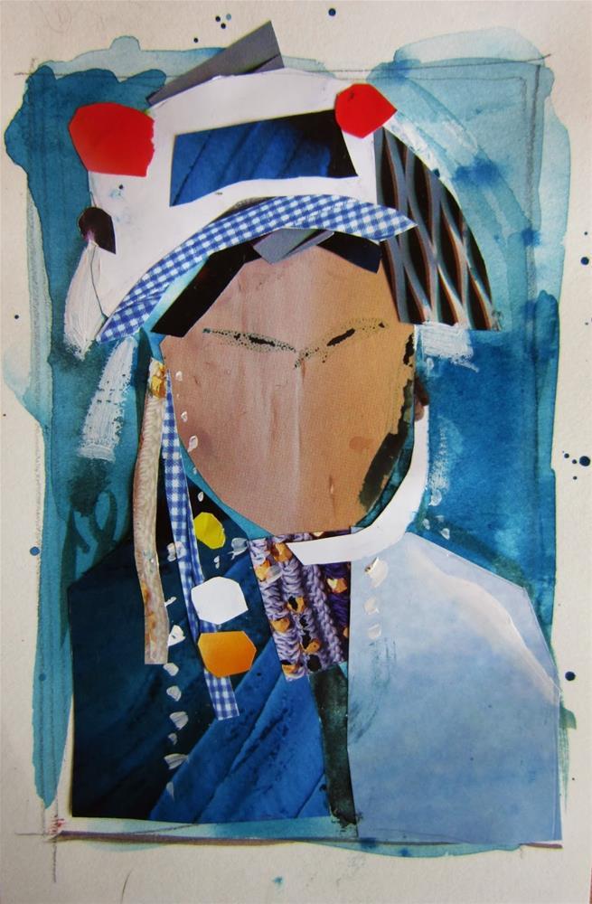 """Sketches"" original fine art by Víctor Tristante"