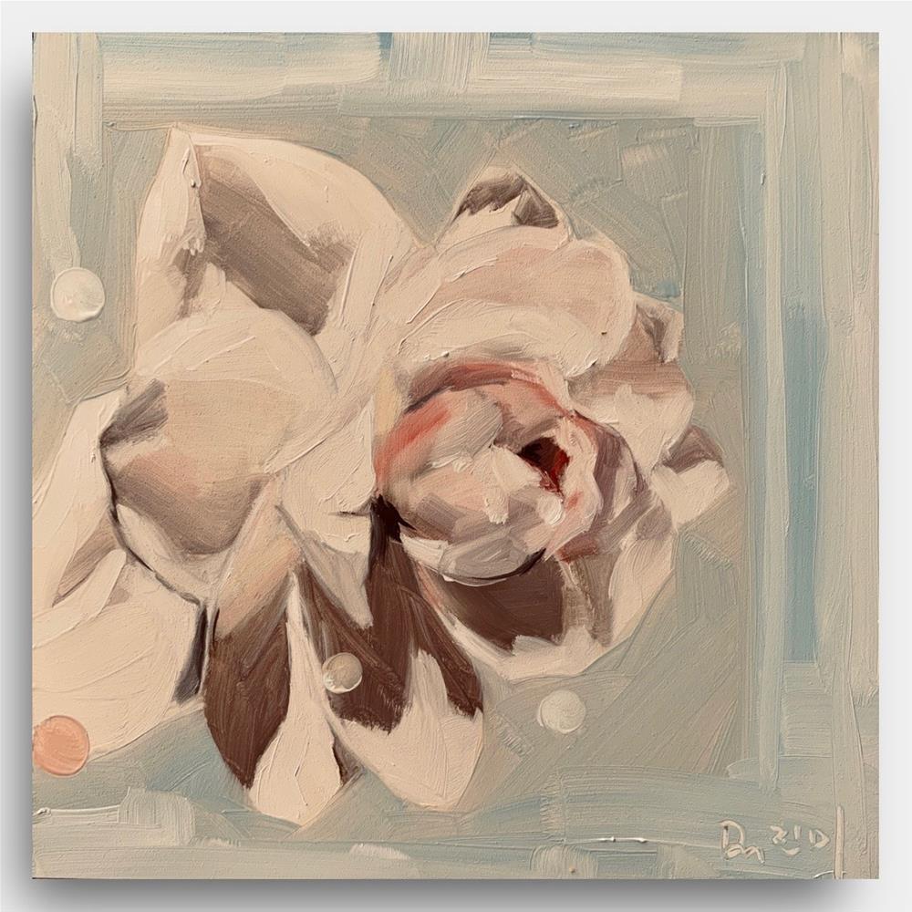 """""""792 ROSE"""" original fine art by Jenny Doh"""