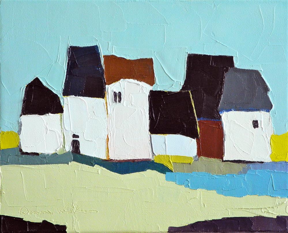 """""""Arrangement"""" original fine art by Donna Walker"""