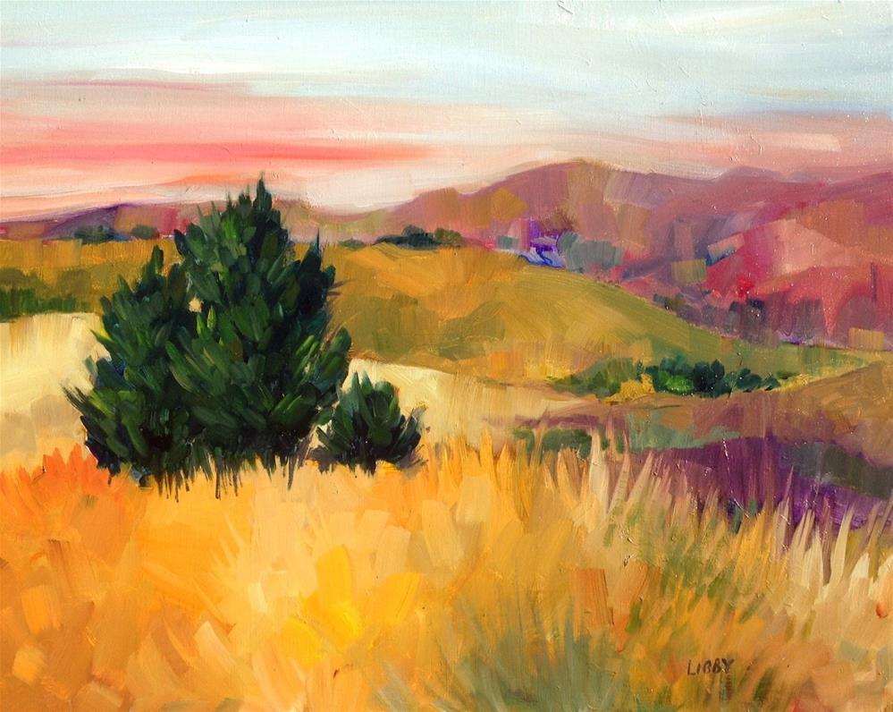 """""""In My Dreams"""" original fine art by Libby Anderson"""