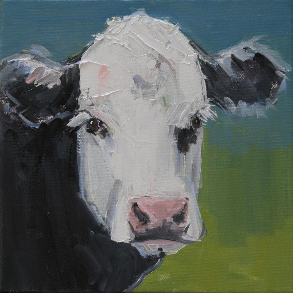 """jackie"" original fine art by Carol Carmichael"