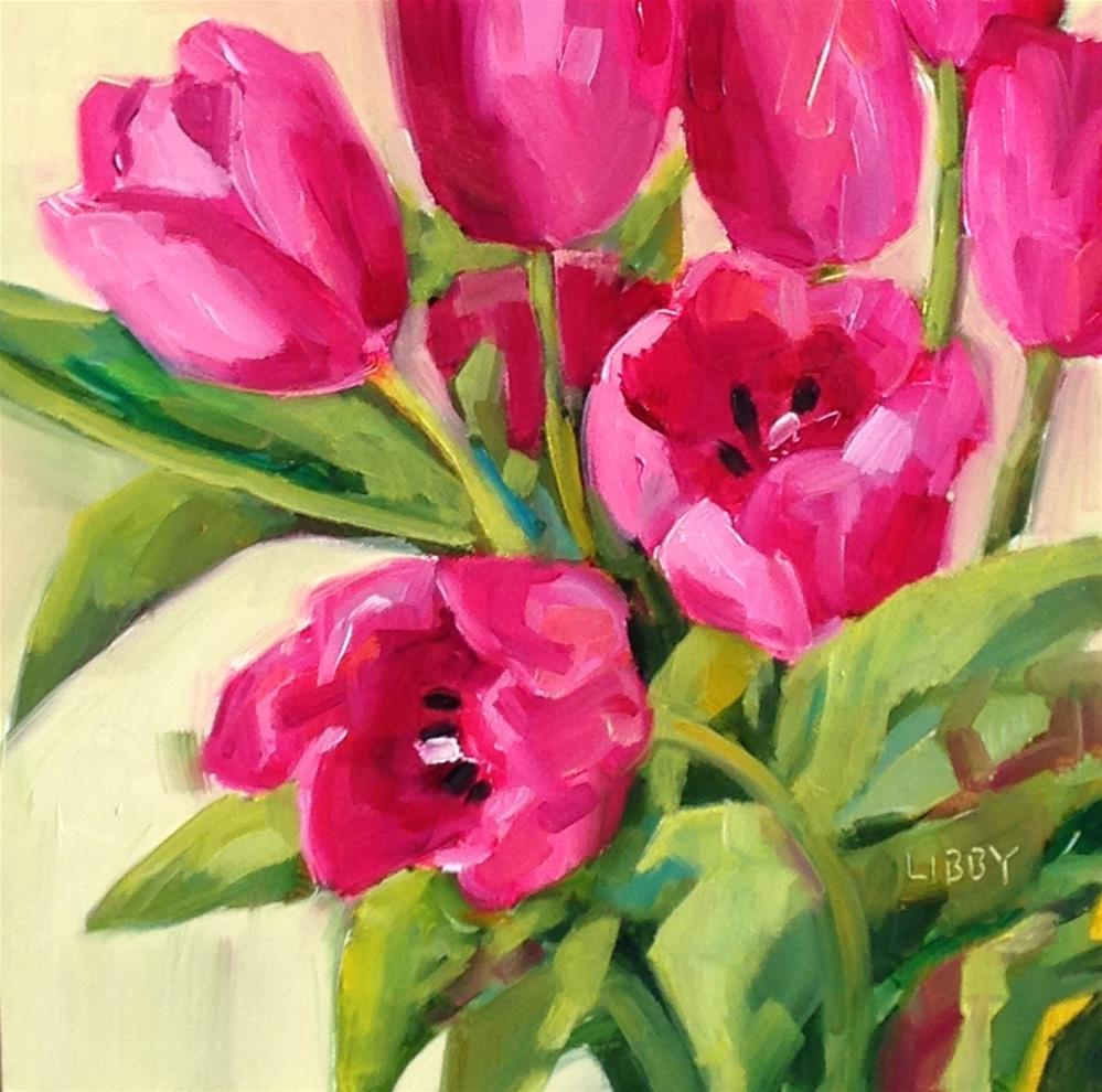 """""""Save the Date"""" original fine art by Libby Anderson"""