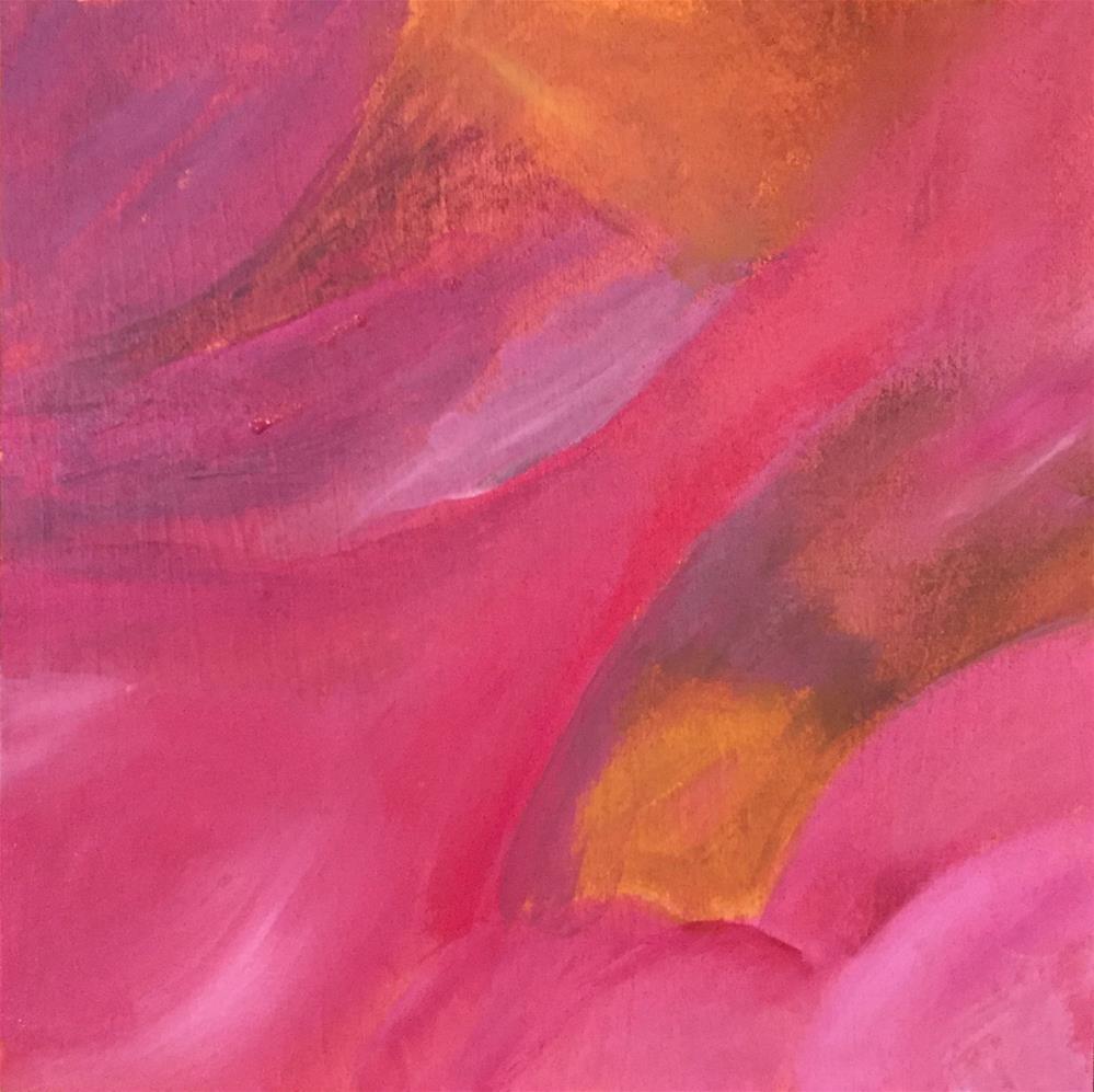 """""""Just Breathe"""" original fine art by Madeleine Hoffmeister"""