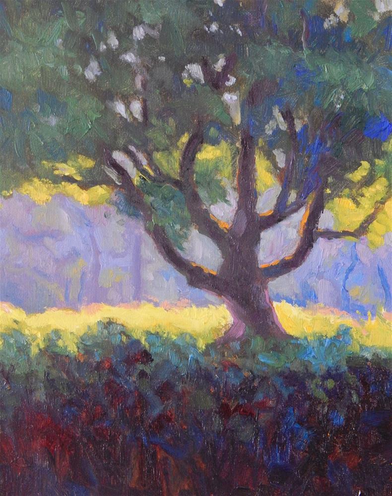 """""""Backlit"""" original fine art by Lisa Kyle"""
