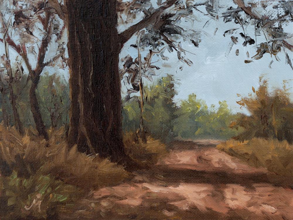 """Jungle Safari"" original fine art by Mandar Marathe"