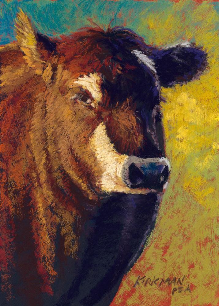 """""""Cocoa"""" original fine art by Rita Kirkman"""