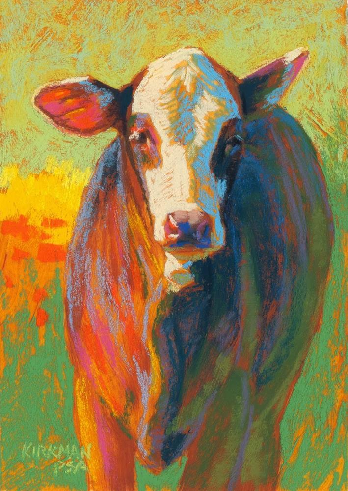 """Tango"" original fine art by Rita Kirkman"