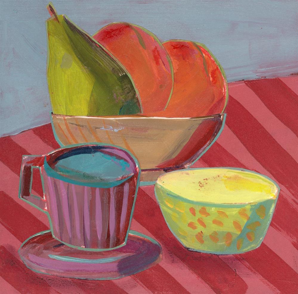 """1115: Chelsea Morning"" original fine art by Brian Miller"