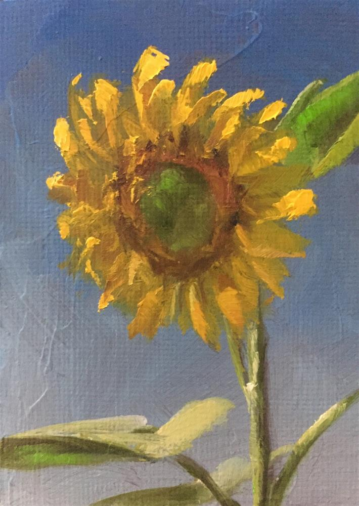 """Summer"" original fine art by Gary Bruton"