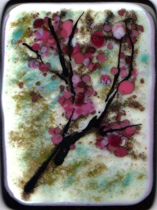 """Waiting for Spring"" original fine art by Kristen Dukat"