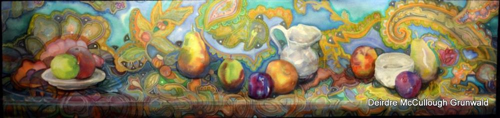 """Cornucopia (Series)"" original fine art by Deirdre McCullough Grunwald"