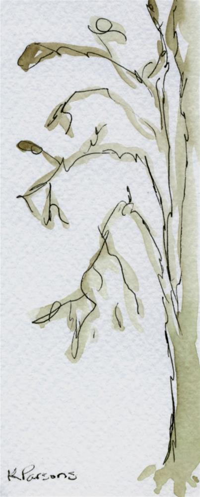 """When Winter Comes"" original fine art by Kali Parsons"