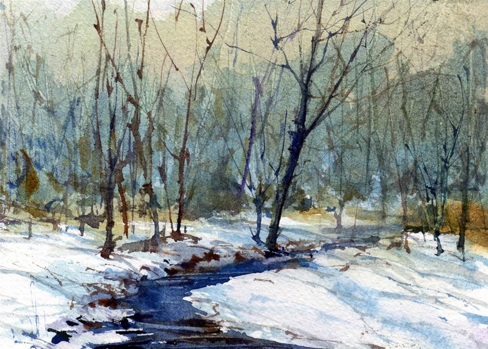 """Peace and Harmony"" original fine art by Linda Henry"