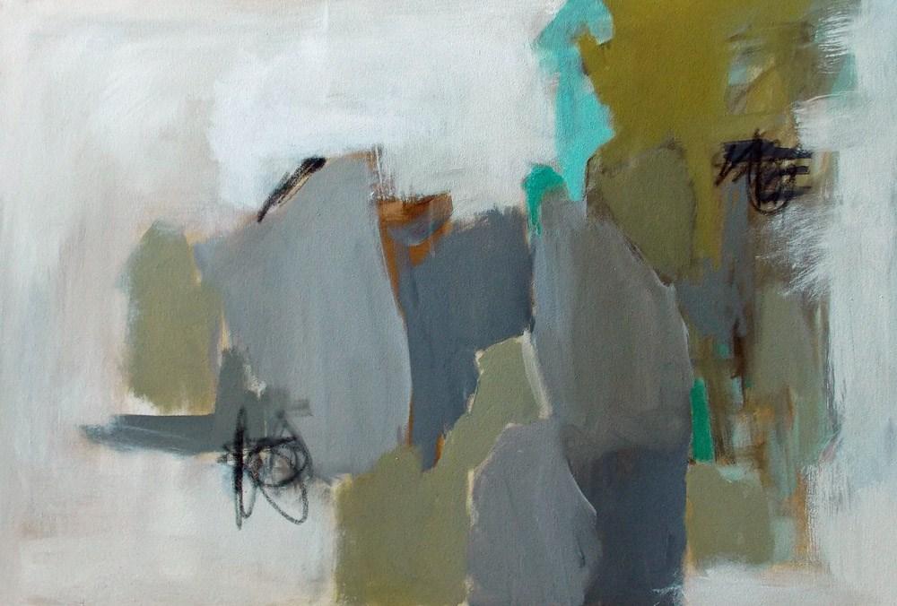 """Life of Significant Soil"" original fine art by Pamela Munger"