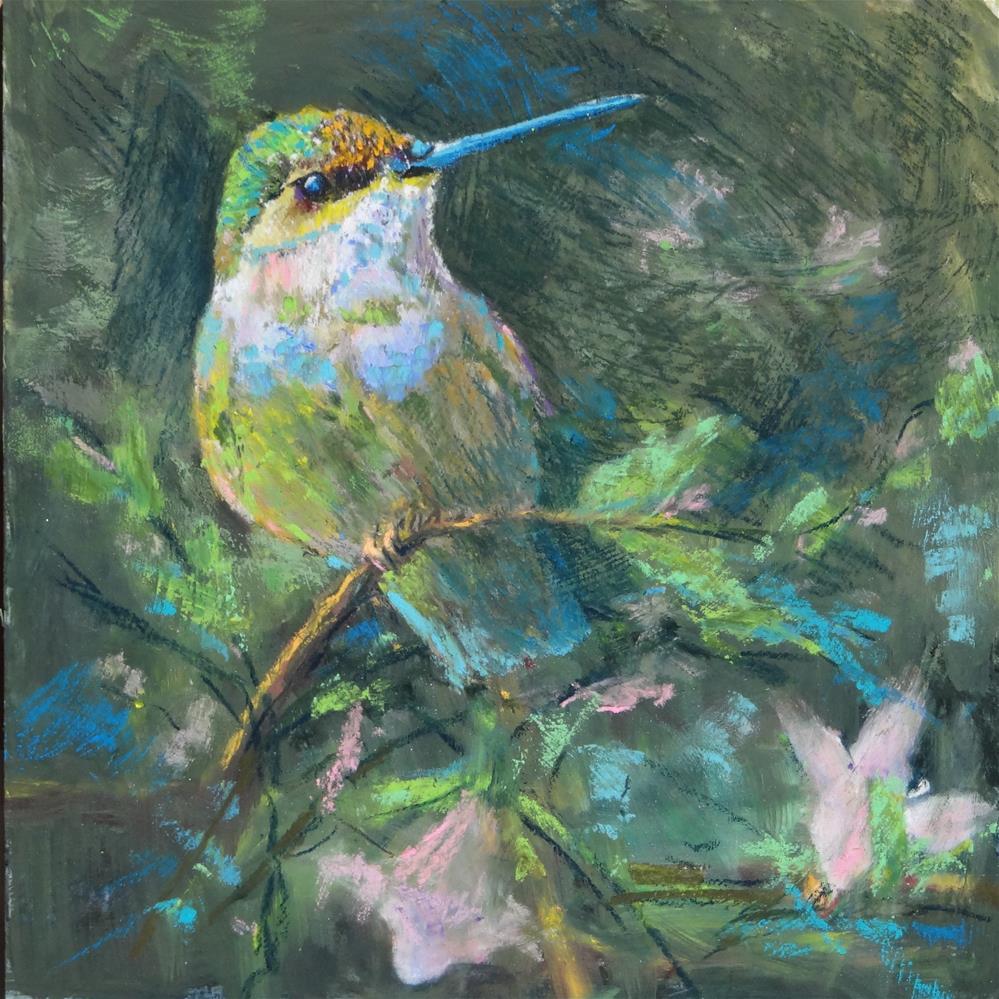 """Spring Beauty"" original fine art by Denise Beard"