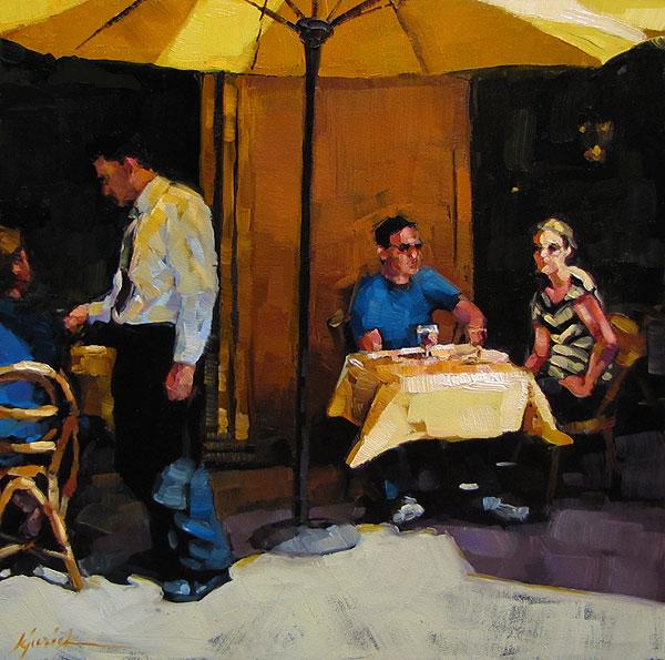 """Dayglow"" original fine art by Karin Jurick"