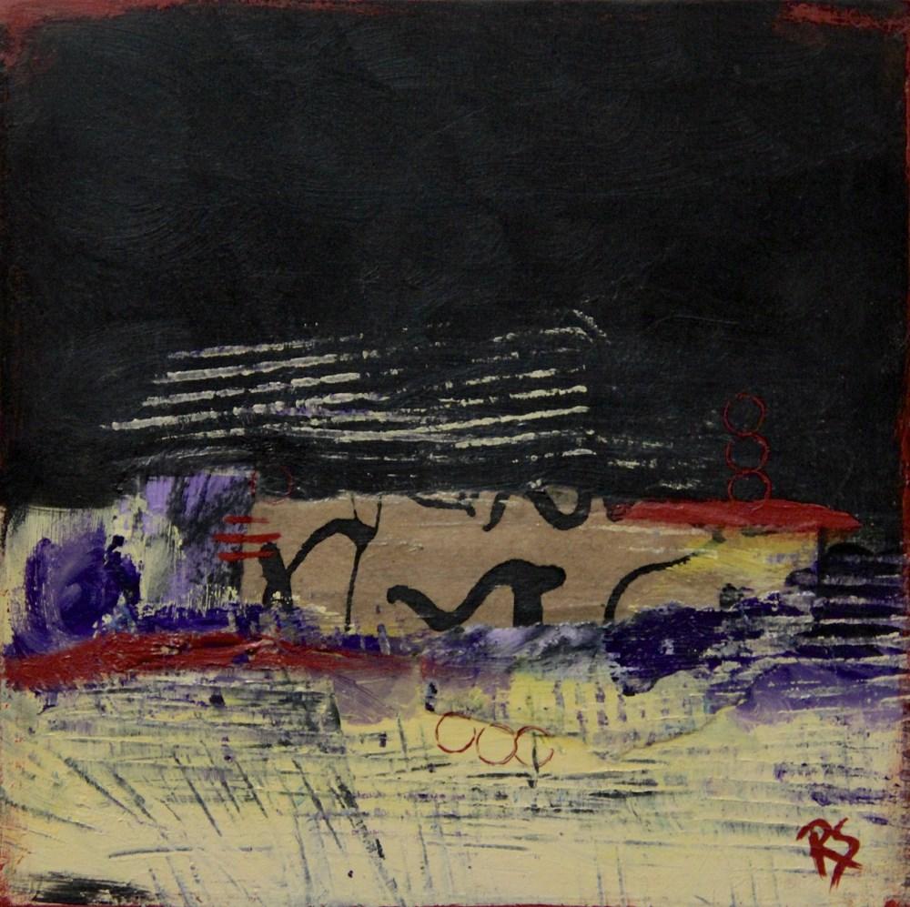 """""""The Space Between"""" original fine art by Roberta Schmidt"""