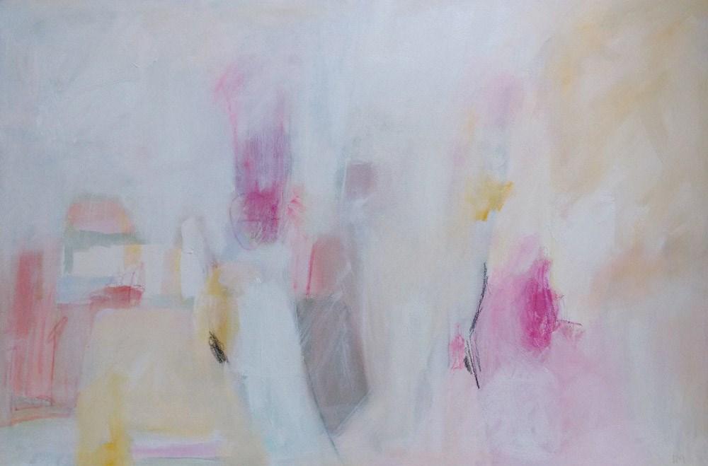 """Light Breather"" original fine art by Pamela Munger"