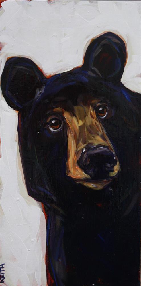 """Jasper"" original fine art by Kandice Keith"