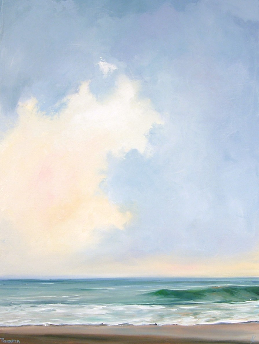 """Rejuvenate Me"" original fine art by Dianna Poindexter"