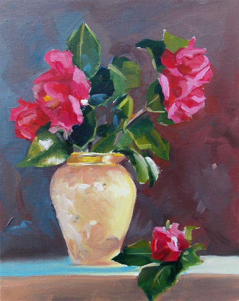 """ Happy Mothers Day "" original fine art by Doug Carter"