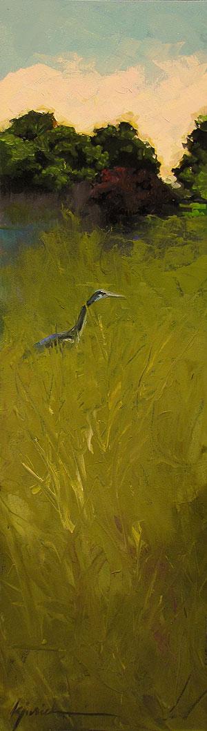 """Low Country"" original fine art by Karin Jurick"