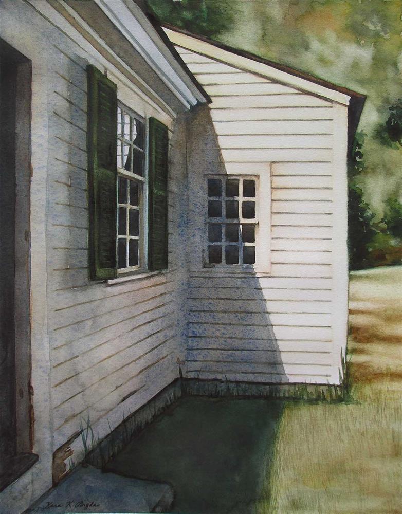 """""""Bixby"""" original fine art by Kara K. Bigda"""