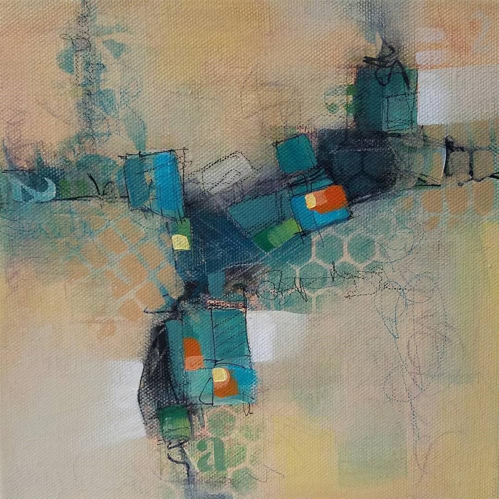 """A2 South"" original fine art by Cindy Haase"