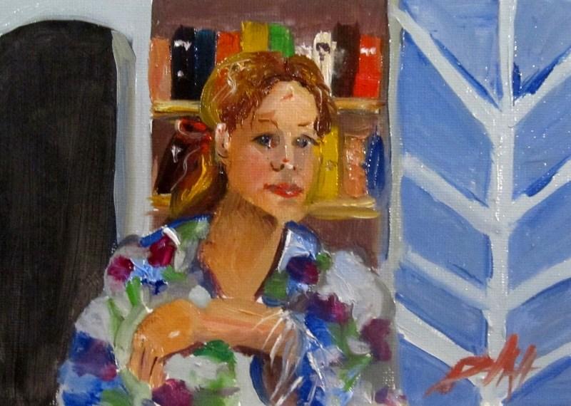 """Designs"" original fine art by Delilah Smith"