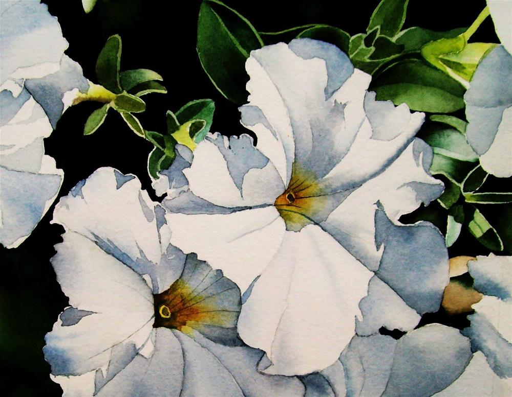 """""""Thirty Paintings in Thirty Days ~ Day TWO"""" original fine art by Jacqueline Gnott, TWSA, WHS"""