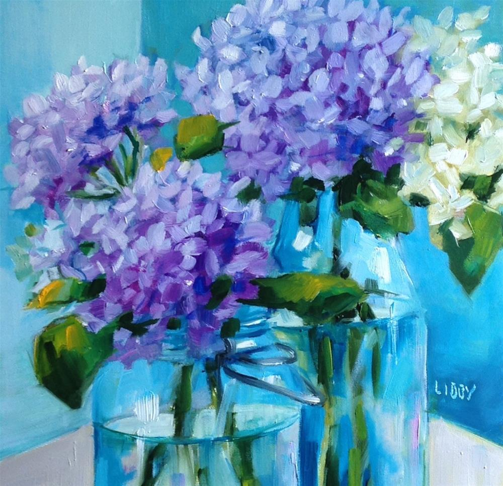 """""""Final Mother's Day Special"""" original fine art by Libby Anderson"""