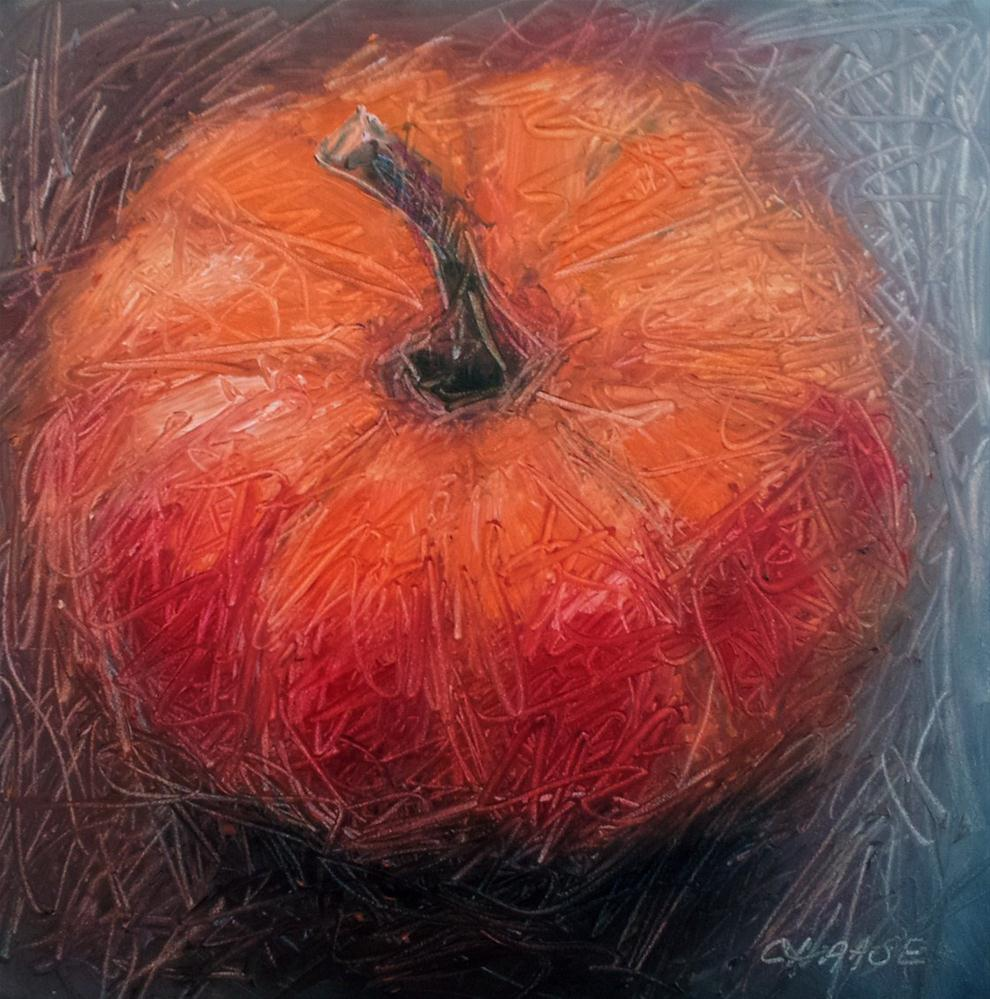 """Overhead"" original fine art by Cindy Haase"