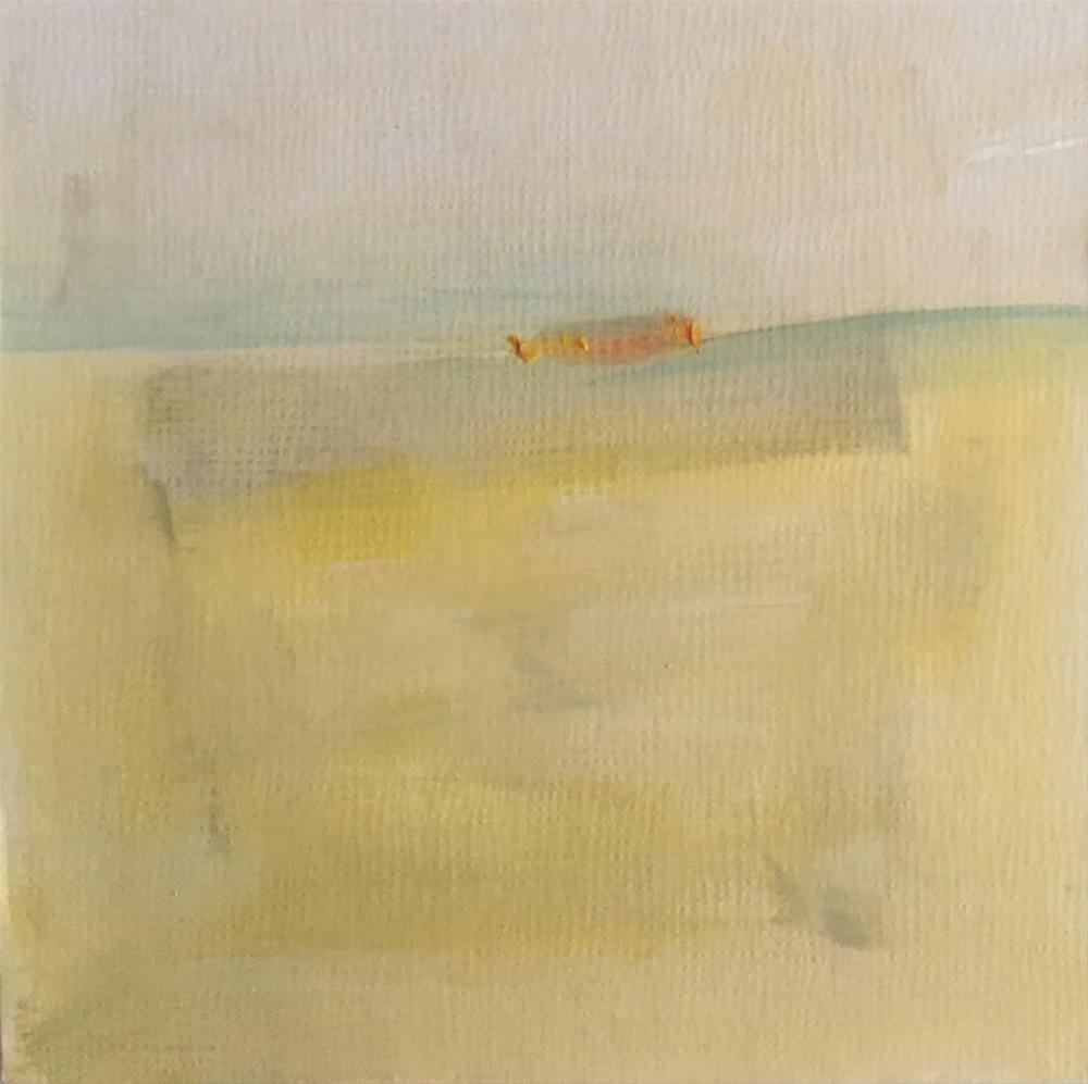 """""""dawning"""" original fine art by Angela Hansen"""