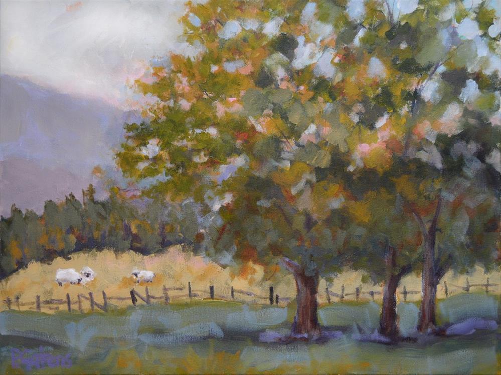 """Spring into Summer"" original fine art by Pamela Gatens"