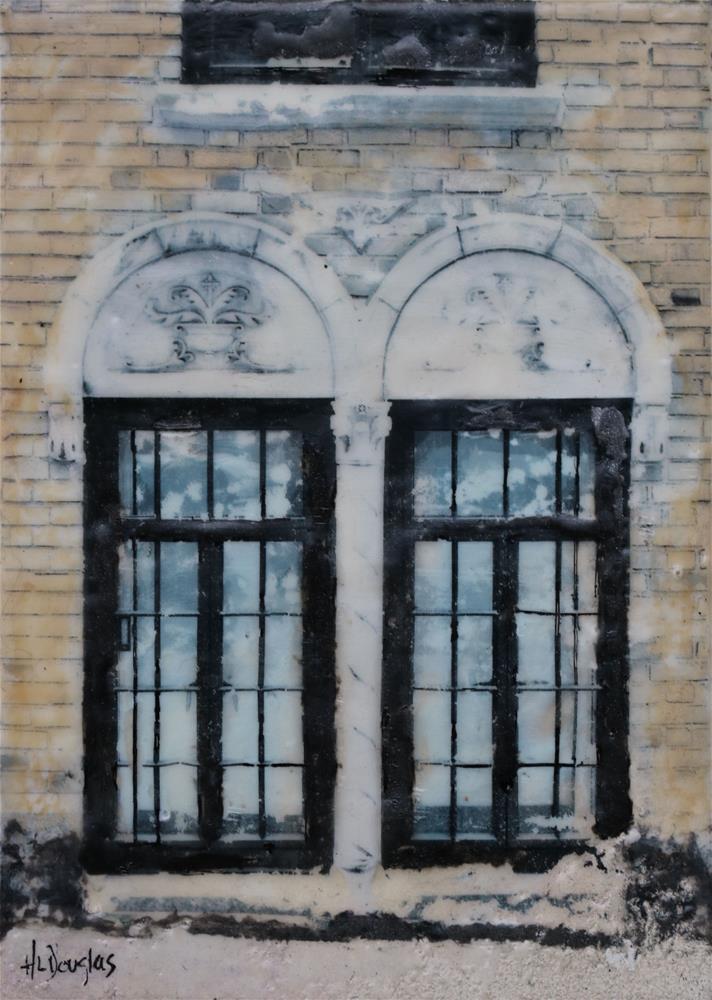 """""""393 West End Ave."""" original fine art by Heather Douglas"""