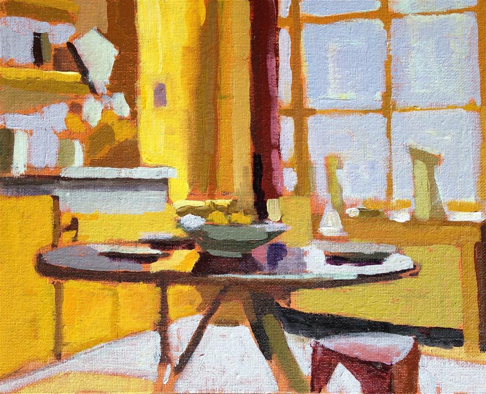 """Good Day Sunshine"" original fine art by Pamela Hoffmeister"